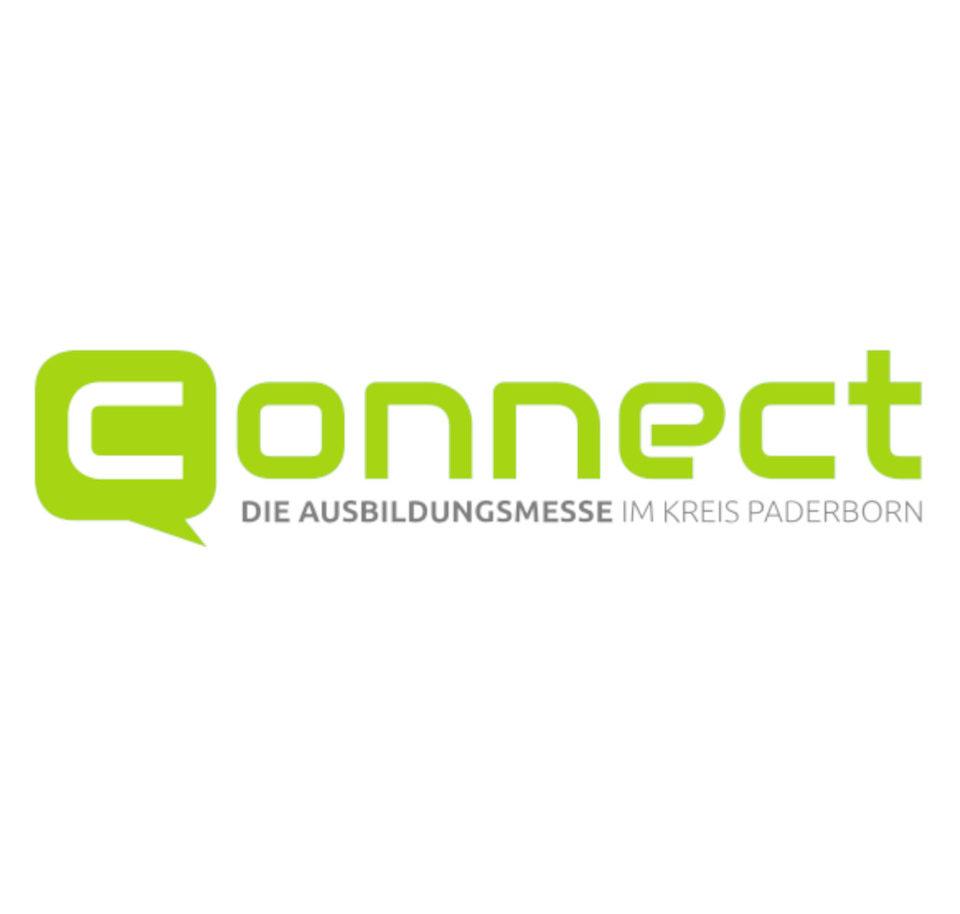 Logo der Ausbildungsmesse Connect des Kreises Paderborn