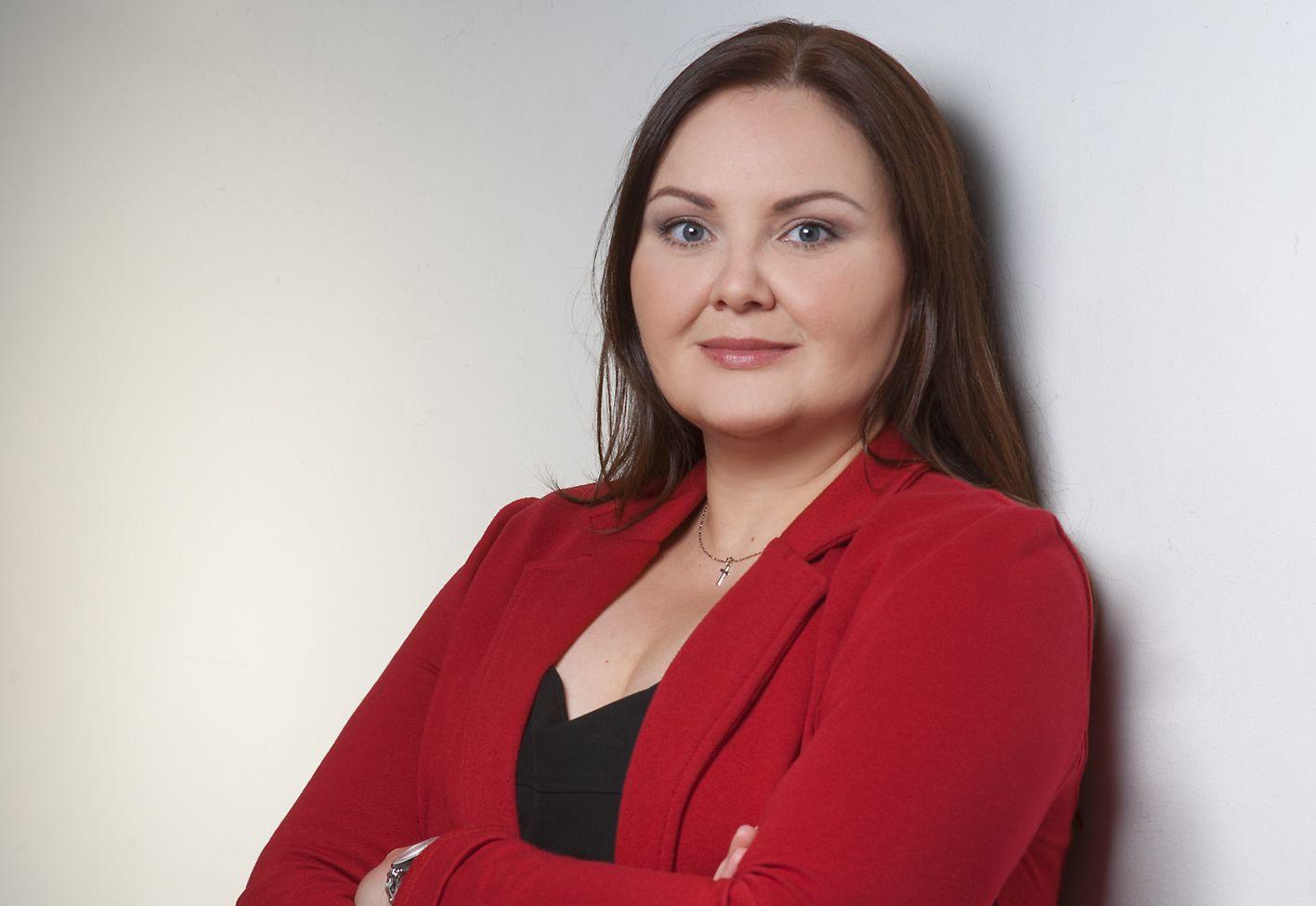 Ansprechpartnerin für das Personalmanagement Valentina Strecker