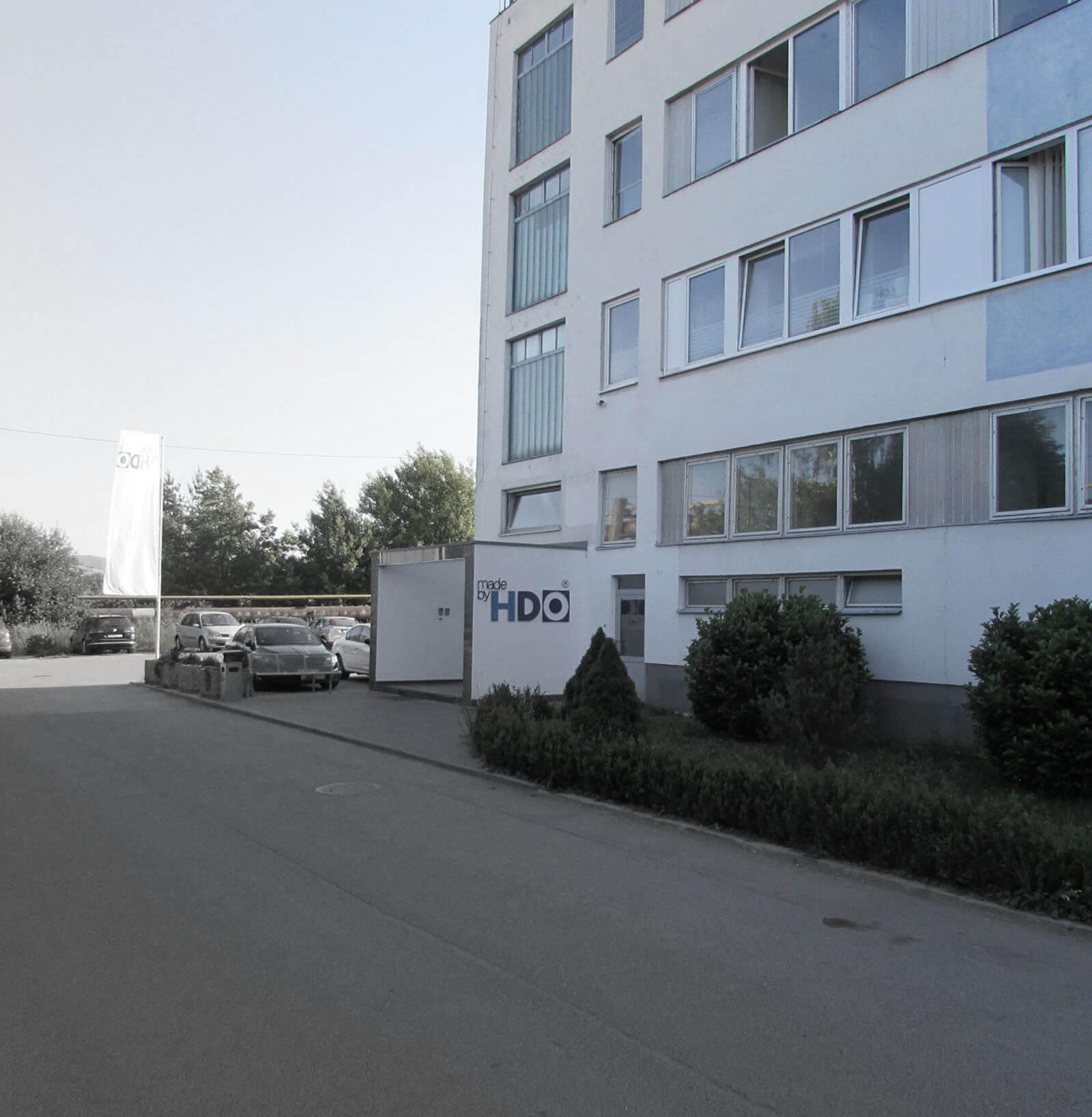 HDO Standort Myjava Slowakei