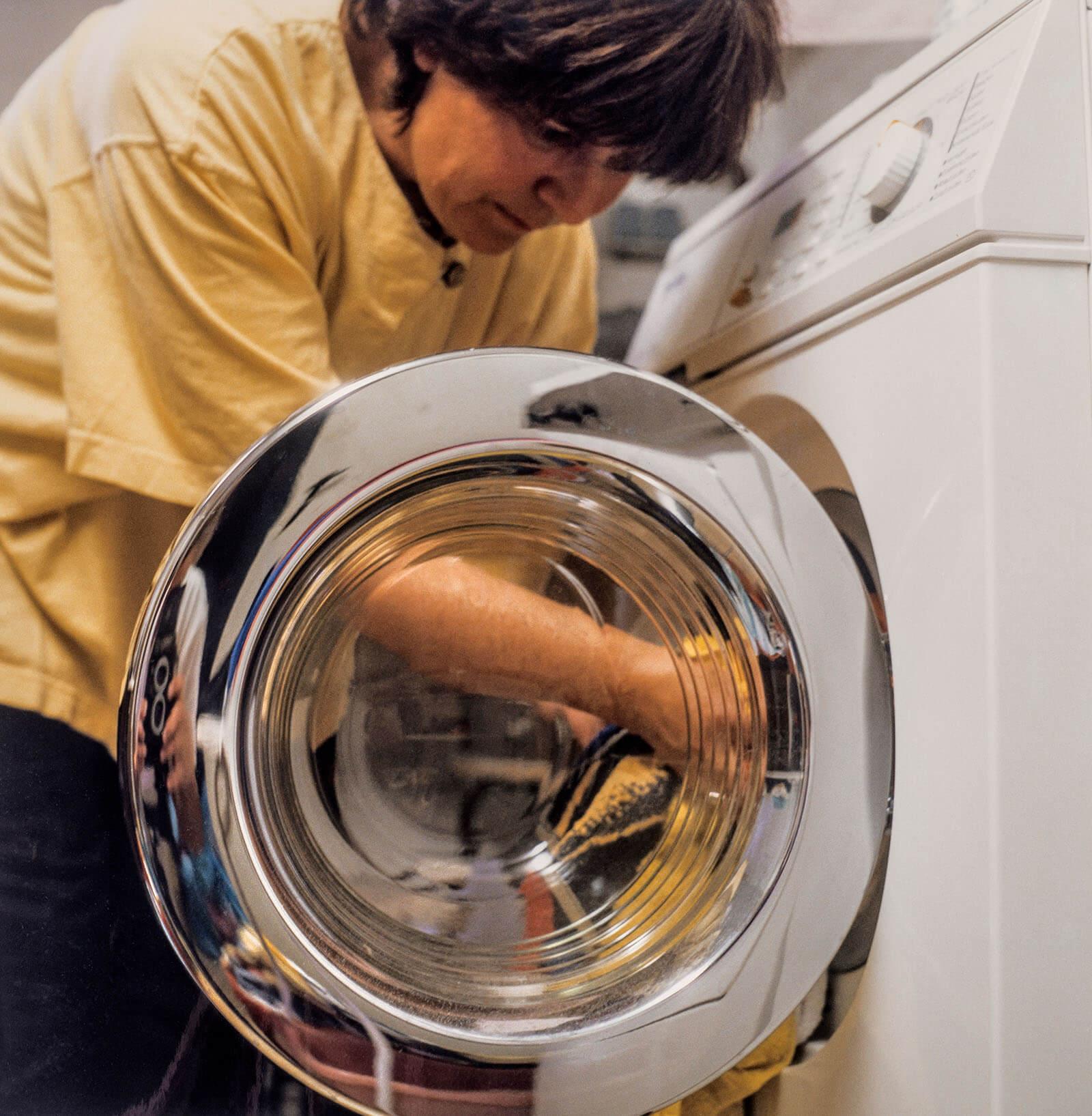 Miele Waschmaschinenring aus Zinkdruckguss