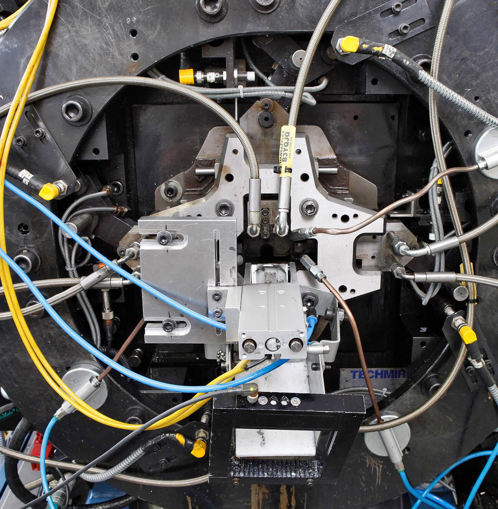 Abbildung der HDO Technologien Zinkdruckguss