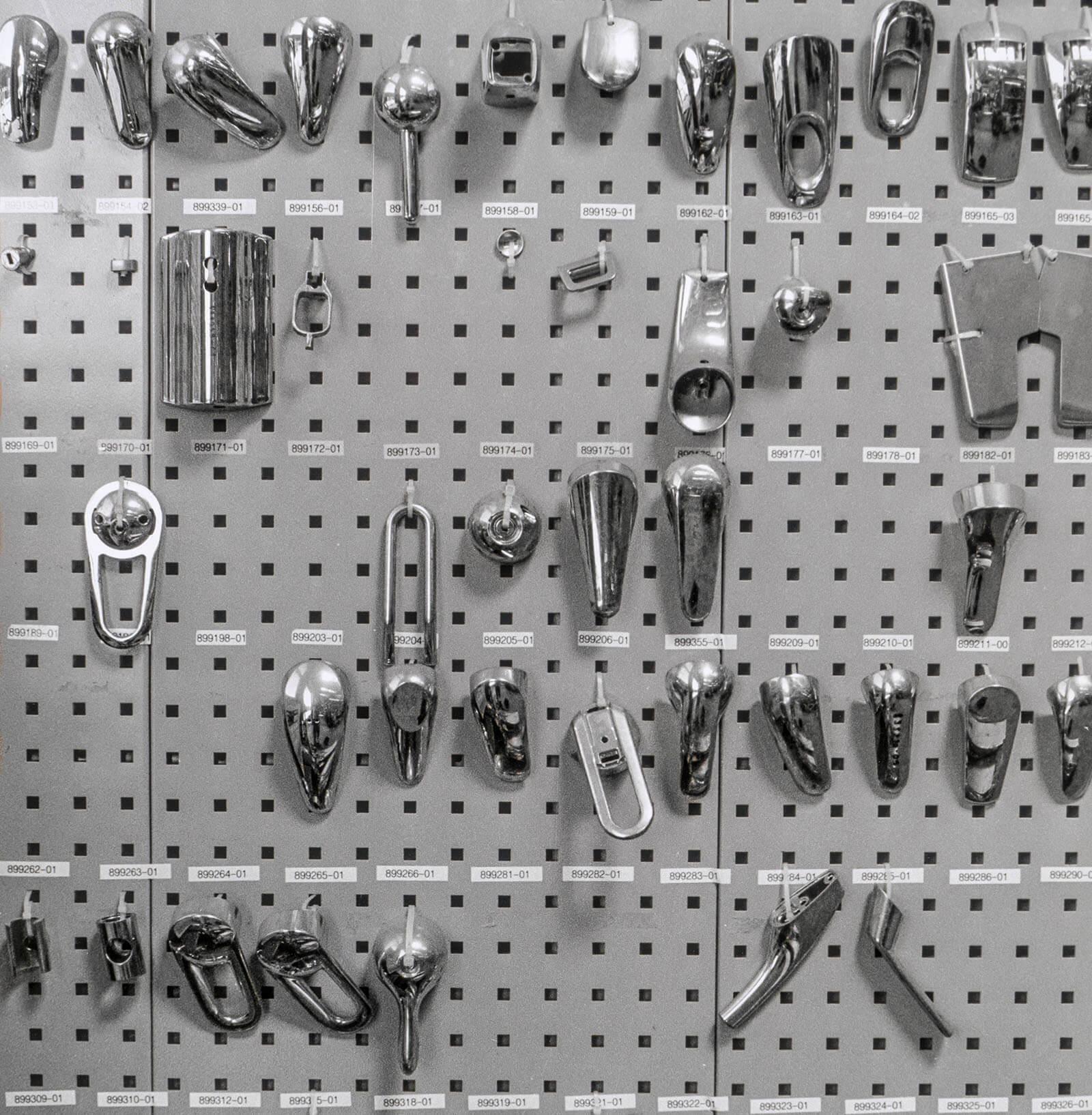 Bauteile aus Zinkdruckguss für die Sanitärindustrie