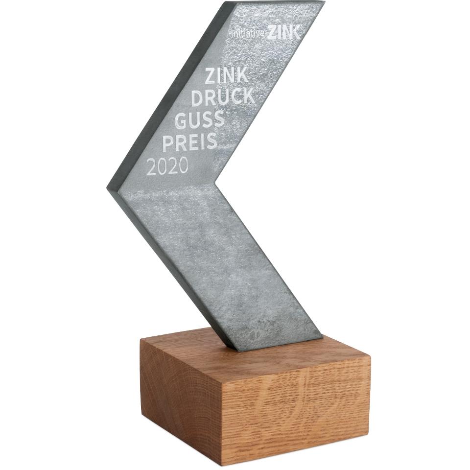 HDO gewinnt Trophäe des Zinkdruckgusswettbewerb 2020